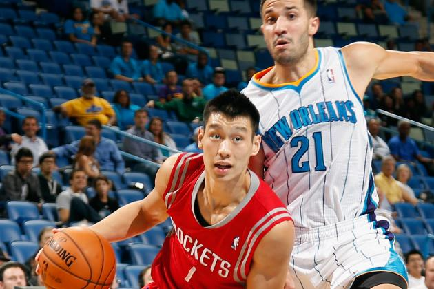 NBA Gamecast: Hornets vs. Rockets