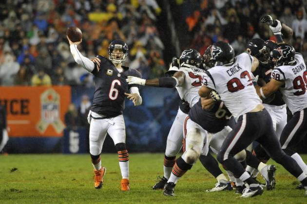 Chicago Bears Control Their Playoff Destiny Despite Ugly Loss to Houston