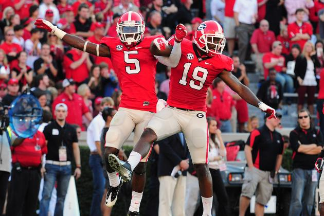 Georgia Football: How Bulldogs Georgia Can Make the BCS Title Game