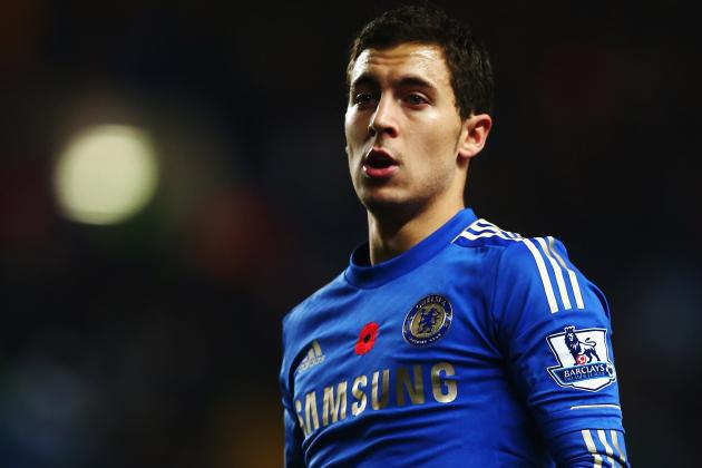 Eden Hazard: Grading His Contribution to Chelsea so Far This Season