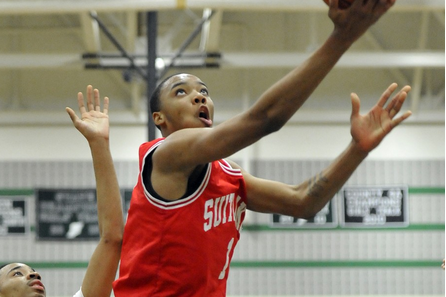 Roddy Peters Signs Letter of Intent at Suitland High School Ceremony