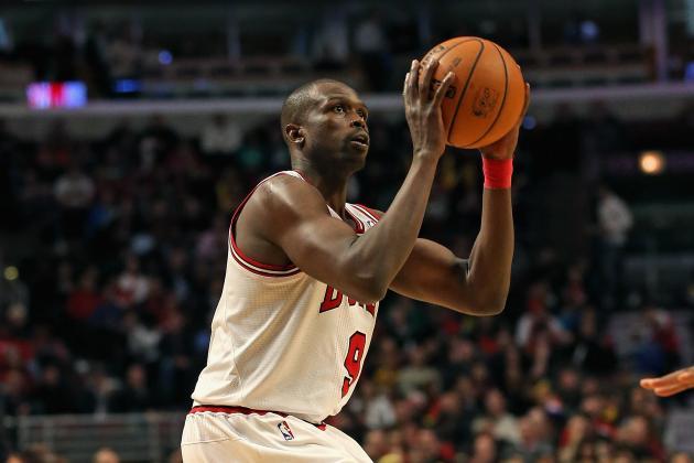 Bulls Beat Suns 112-106 in OT