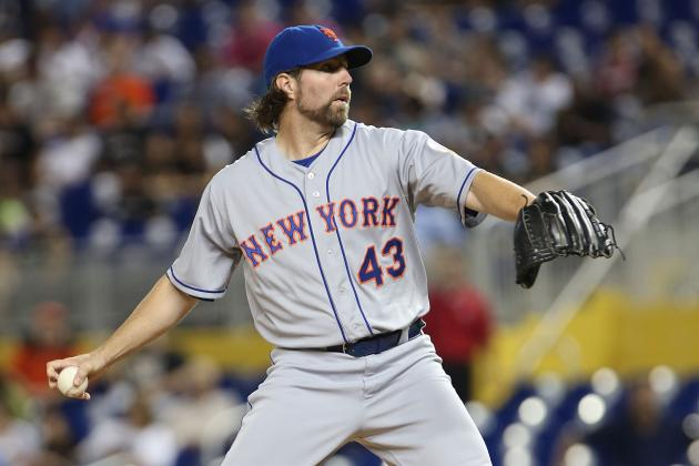 Cy Young 2012: Both R.A. Dickey and David Price Will Win Award Again in 2013