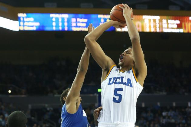UCLA Freshman Anderson Has Bone Contusion