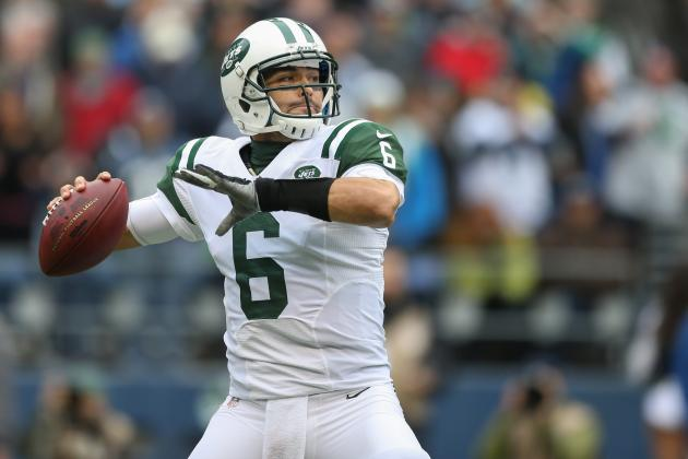 If Tim Tebow Is Terrible, Then What Does That Make Mark Sanchez?