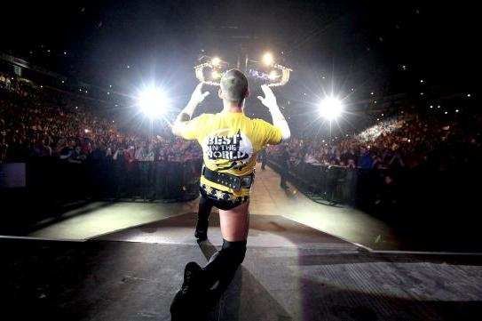 WWE Rumors: CM Punk's WrestleMania 29 Status Revealed