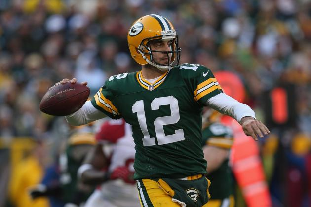 Making the Case for Aaron Rodgers as the NFL's Most Valuable Player