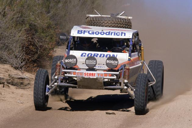 Baja 1000 2012: Off-Road Race Battles Technology to Stay Extreme