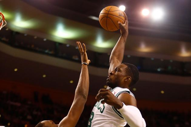 Leandro Barbosa, Jeff Green and the Bench Lead the Celtics to Victory over Utah