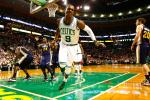 Rondo Day-to-Day with Sprained Ankle