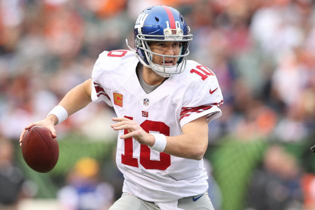 New York Giants: Stats That Matter Headed into Week 11