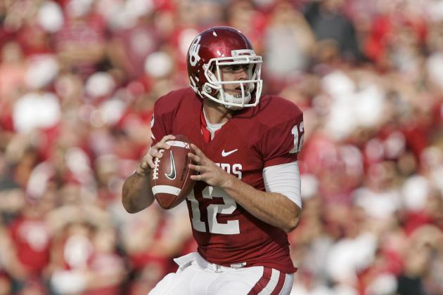 Sooners QB Might Not Be Best Athlete in His Household