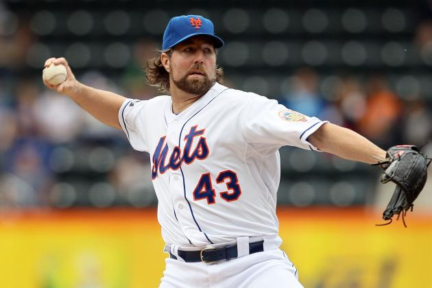 RA Dickey: Cy Young Victory Earns Long Overdue Respect for Knuckleballers