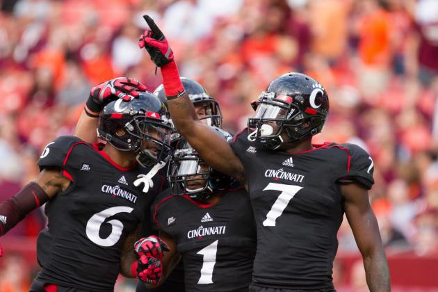 Cincinnati, with Designs on Big East Title, Plays Host to Rutgers