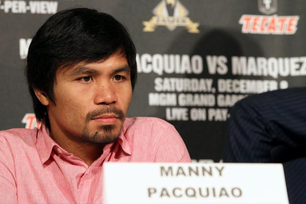 Roach Says Rios Is on Pacquiao's List, Not Tim Bradley