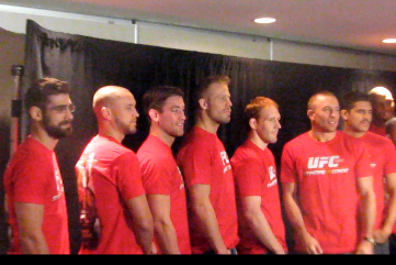 Canadians Nostalgic and Ready to Rumble at UFC 154 Montreal