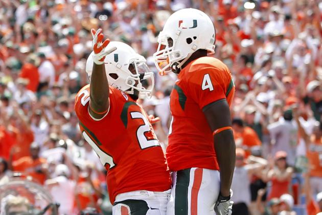 South Florida vs. Miami (FL): Latest Spread Info, BCS Impact and Predictions