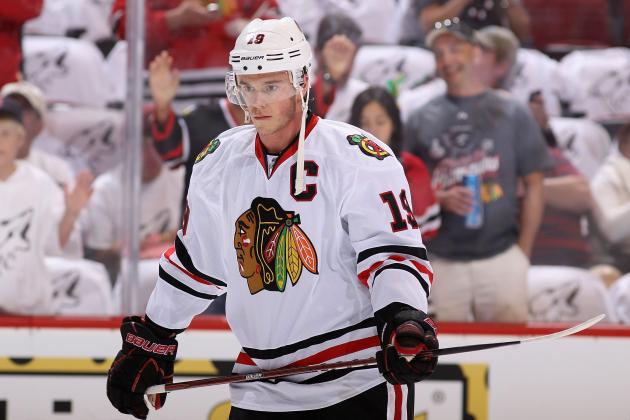 Chicago Blackhawks: Jonathan Toews Thinking About European Option