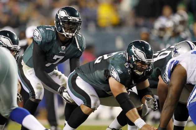 Philadelphia Eagles: Could Michael Vick Be Under Center in 2013?