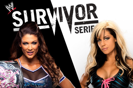 WWE Survivor Series 2012: Kaitlyn Gets Her Singles Title Match on Pay-Per-View
