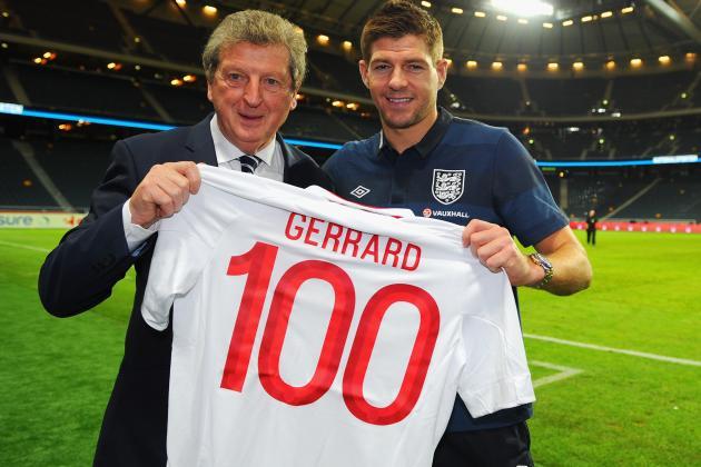 Hodgson Praises England Players