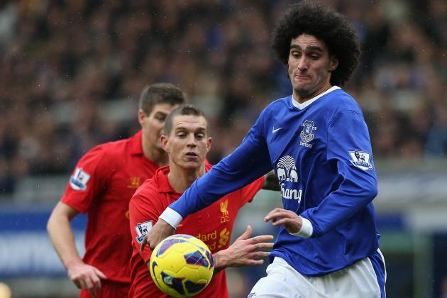 Fellaini Wants to Play for the Best