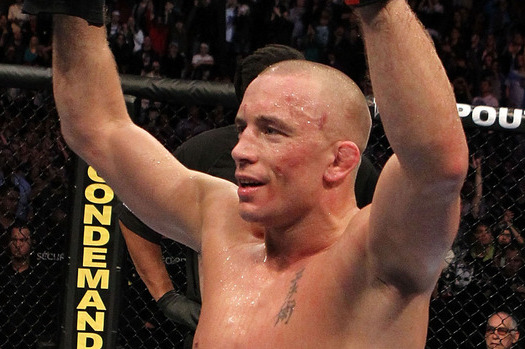 UFC 154 Results: Georges St-Pierre Defeats Carlos Condit