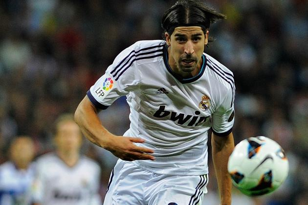 Khedira and Benzema, at Mou's Disposal
