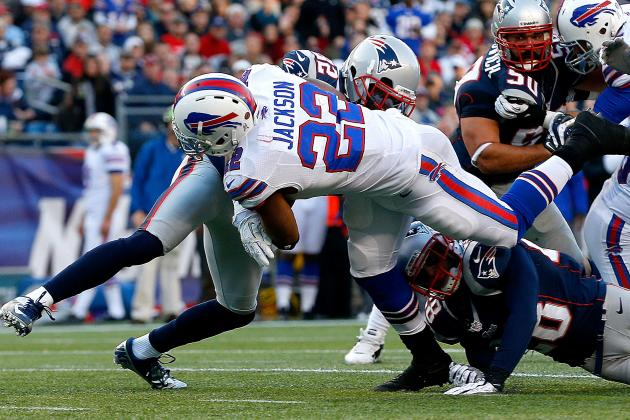 Fred Jackson: Fantasy Owners Must Make Effort to Trade Away Injured RB