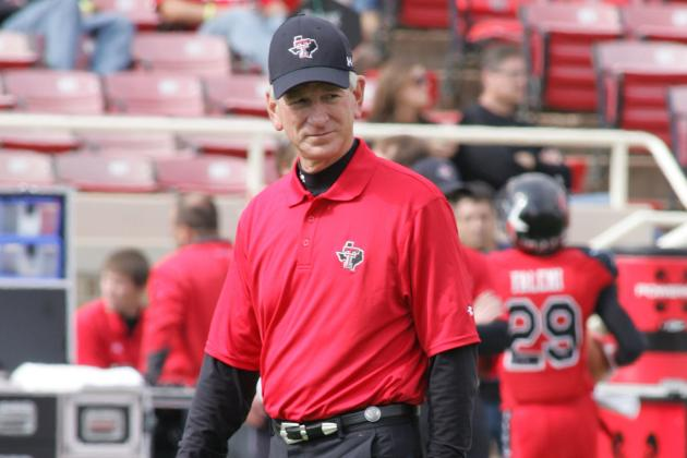Big 12 to Issue Tuberville Public Reprimand