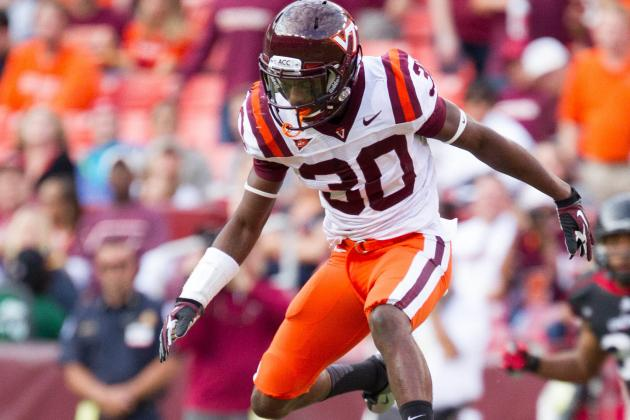 Virginia Tech CB Donaldven Manning Still on Football Team