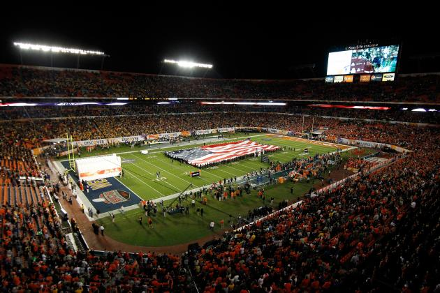ACC, Orange Bowl Reach 12-Year Deal