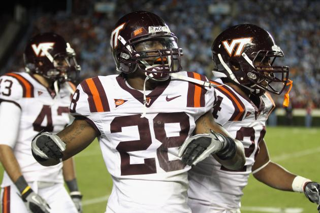 Special Night for Hokies' Special-Teams Star