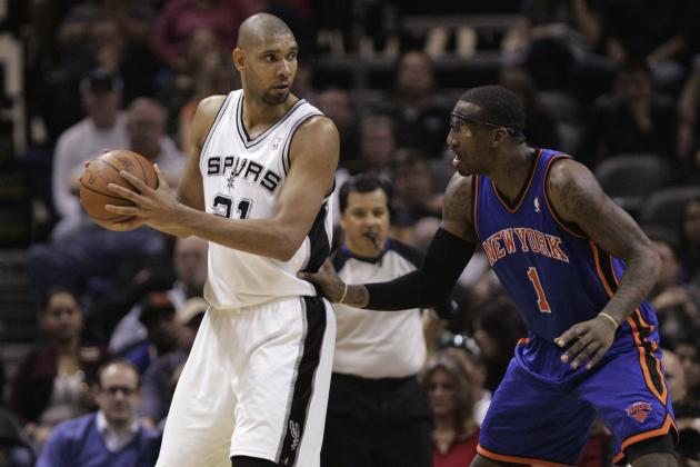 NY Knicks vs. San Antonio Spurs: Preview, Analysis and Predictions
