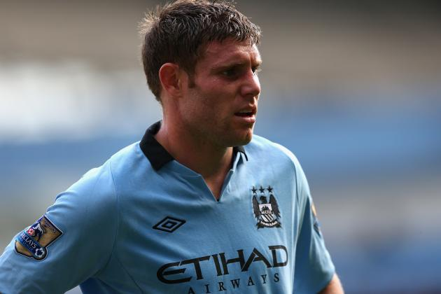 Manchester City Man James Milner Set for Return Against Aston Villa