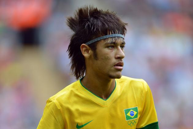 Neymar Admits Europe Move Would Be a 'Dream'