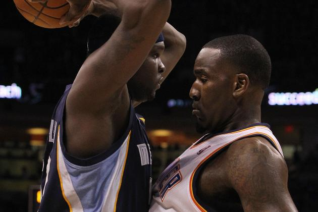 Zach Randolph and Kendrick Perkins Not Involved in Altercation After Ejection