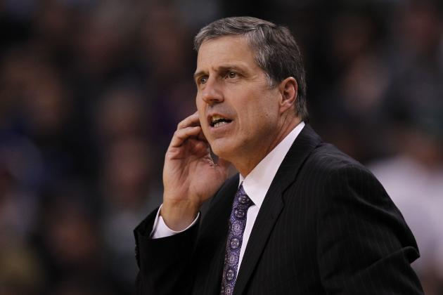 Randy Wittman Says Refs Don't Respect the Washington Wizards