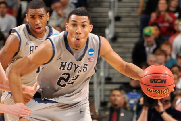 Hoyas' Porter Sits with Concussion Symptoms