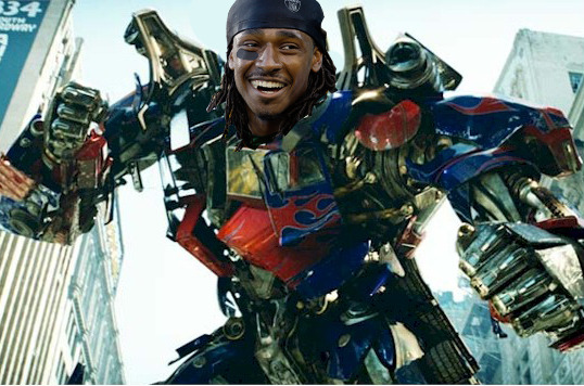 Tramon Williams Will to Lead the Autobots Against Megatron & More NFC North News