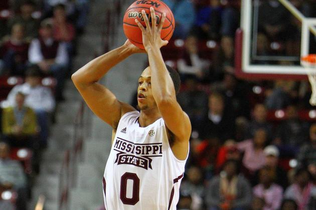 Miss. St.'s Steele out 6 Weeks with Broken Wrist