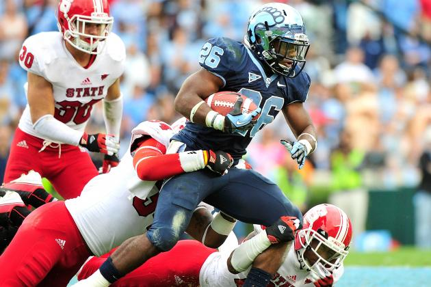 UNC Football: Keys to Victory Aganist Virginia