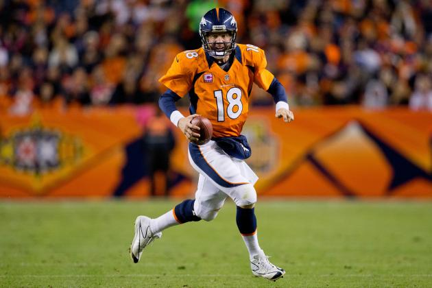 Peyton Manning: Breaking Down Fantasy Expectations for Broncos QB vs. Chargers