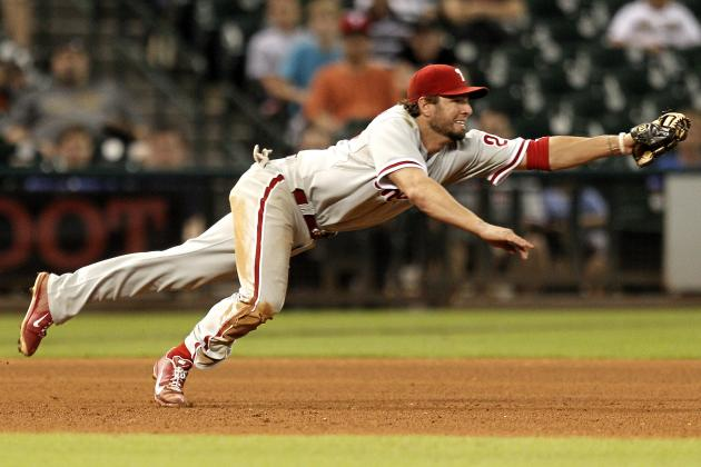 Phillies Agree to 1-Year Deal with 3B Frandsen