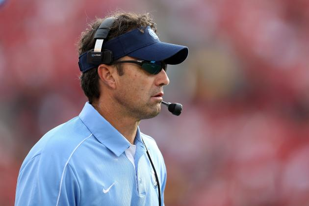 UNC Coach Larry Fedora on Loss of Casey Barth