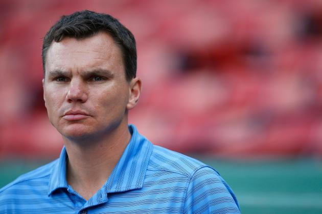 Report: Ben Cherington Announces Red Sox Will Have 'A Large Payroll' in 2013