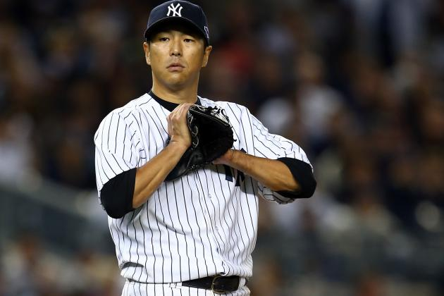 Yankees Remain Hopeful on Kuroda, but Competition Comes on Several Fronts