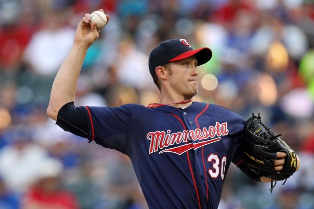 Cubs Sign Ex-Twins P Baker to One-Year Deal