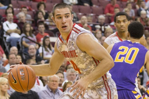 Ohio State Men's Basketball to Face Tournament-Like Test