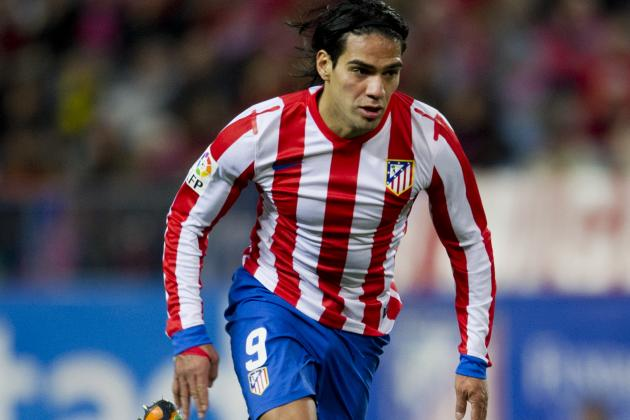 David Luiz Hopes Atletico Madrid Star Radamel Falcao Joins Chelsea